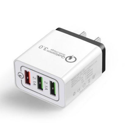QC3.0 USB wall adapter