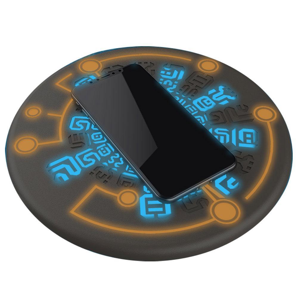 online retailer 7cc11 8f123 Sheikah Runes Legend of Zelda Wireless Charger