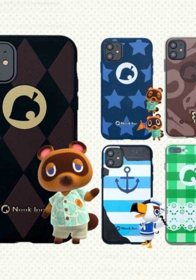 reisbox Animal Crossing Villager NookPhone Phone Case Animal Crossing iPhone Case Samsung (2)